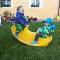 Spiel und Spaß rund ums Haus